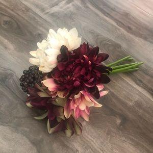 Faux Floral Bouquet